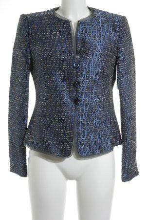 Armani Collezioni Kurz-Blazer mehrfarbig Business-Look