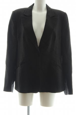 Armani Collezioni Short Blazer black business style