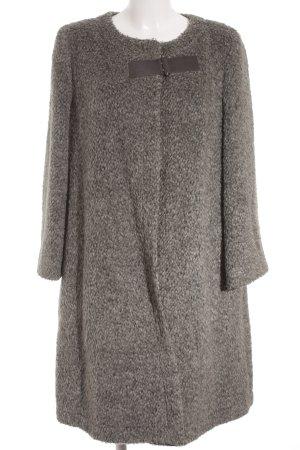 Armani Collezioni Kurzmantel khaki Street-Fashion-Look