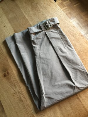 Armani Marlene Trousers silver-colored