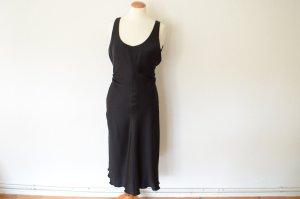 ARMANI COLLEZIONI schwarzes Abendkleid 38 IT 44 NEU mit Etikett! Kleid