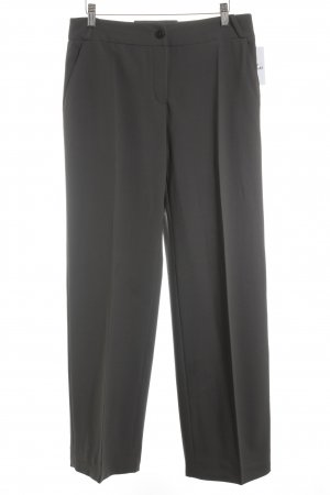 Armani Collezioni Jersey Pants grey brown business style
