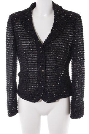Armani Collezioni Knitted Blazer multicolored extravagant style