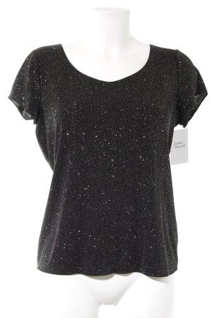 Armani Collezioni T-Shirt mehrfarbig extravaganter Stil