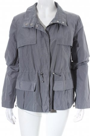 Armani Collezioni Between-Seasons Jacket grey Brit look