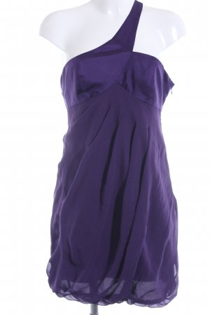 Armani Exchange Evening Dress dark violet casual look