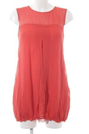 Armani Exchange Ballonjurk rood elegant