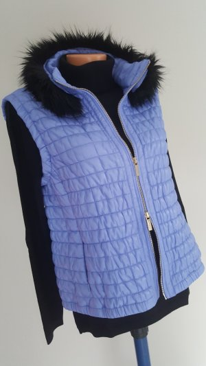 Armani Exchange Quilted Gilet lilac