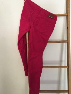 Armani Exchange Hose in tollem rot-pink Größe 8