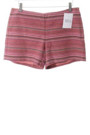 Armani Exchange Hot pants gestreept patroon