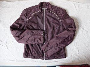 Armani Exchange Between-Seasons Jacket brown violet
