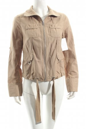 Armani Exchange Jacke camel Street-Fashion-Look