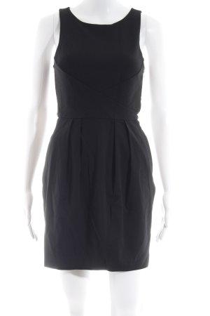 Armani Exchange Kurzarmkleid schwarz Elegant