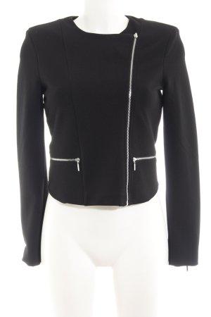 Armani Exchange Kurzjacke schwarz Elegant