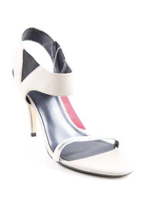 Armani Exchange Sandalo con cinturino e tacco alto multicolore elegante