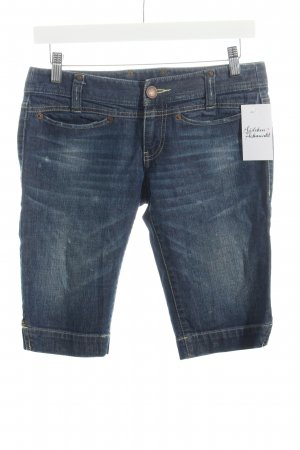Armani Exchange Shorts blau Casual-Look
