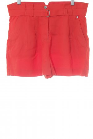 Armani Exchange Shorts rojo estilo College