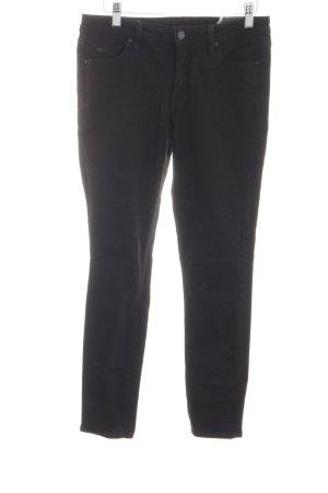 Armani Exchange Skinny Jeans schwarz Casual-Look