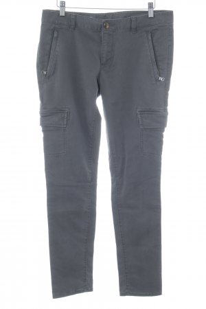 Armani Exchange Skinny Jeans dunkelgrau Casual-Look