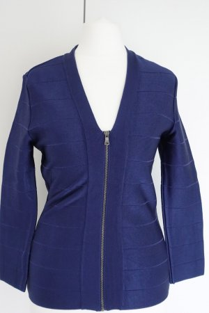Armani Exchange Chaqueta azul oscuro Nailon