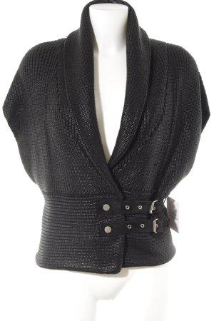 Armani Exchange Cardigan black casual look