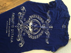 Armani exchange t shirt
