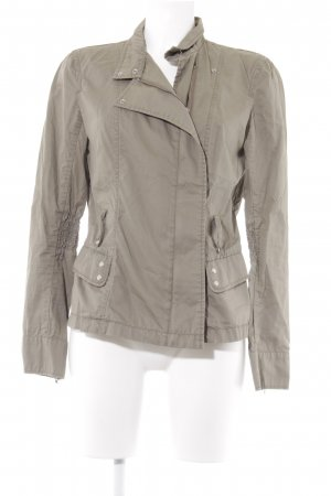 Armani Exchange Between-Seasons Jacket beige-grey brown athletic style
