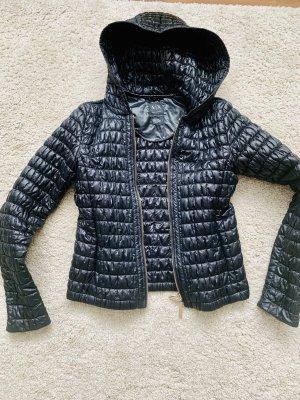 Armani Exchange Quilted Jacket black