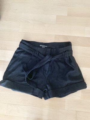 Armani Exchange Viskose Shorts, schwarz Gr. 34-36