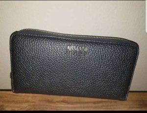 Armani Wallet blue