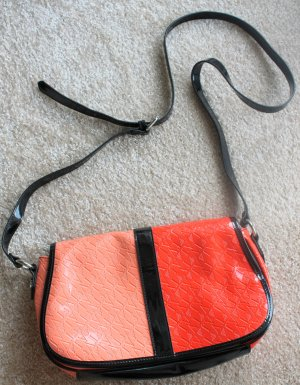 Armani Shoulder Bag multicolored leather