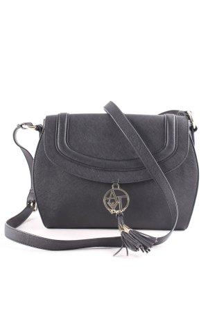 Armani Handtasche schwarz klassischer Stil