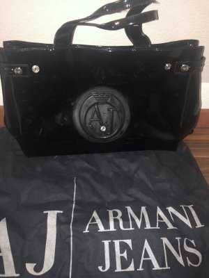 Armani Carry Bag black