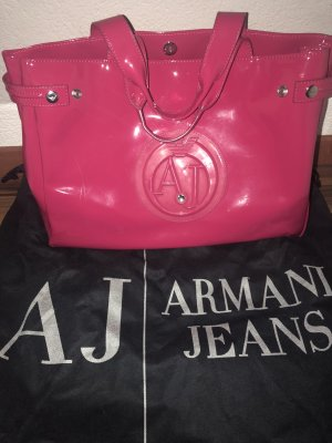 Armani Carry Bag pink