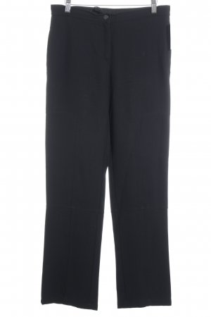 Armani High Waist Trousers black street-fashion look