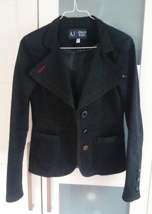 Armani Jacke Blazer Damen schwarz Gr. XS 34