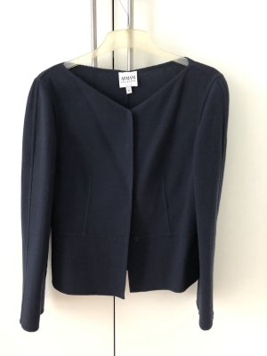 Armani Short Blazer dark blue