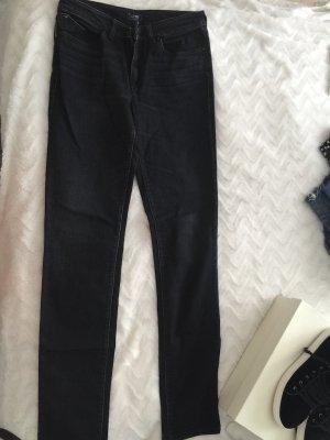 Armani Jeans Vaquero skinny negro