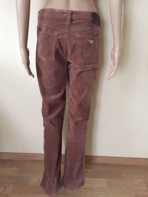 Armani Jeans Sweat Pants bronze-colored