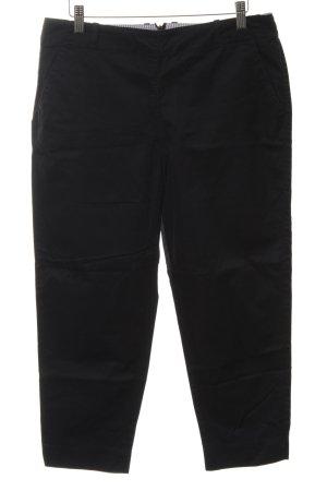 Armani Jeans 3/4 Length Trousers black street-fashion look