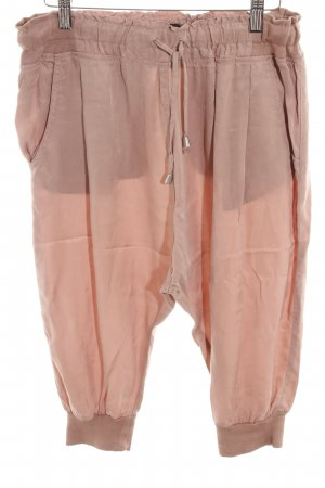 Armani Jeans 3/4 Length Trousers rose-gold-coloured street-fashion look