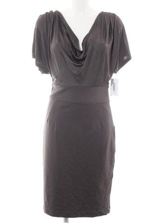 Armani Jeans Abendkleid graulila Elegant
