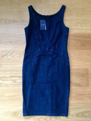 Armani Jeans Vestido vaquero azul