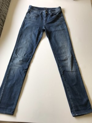 Armani Jeans Stretch Jeans dark blue