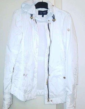 Armani Jeans Chaqueta blanco