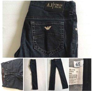 Armani Jeans blau Boot Cut