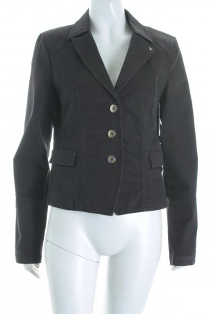 Armani Jeans Blazer anthrazit Casual-Look