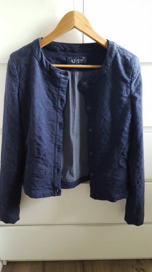 Armani Jeans Blazer dark blue