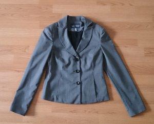 Armani Jeans Blazer Jacke grau hellgrau Gr. 42 (IT) 36 (DE) (UVP: 319,90 €)