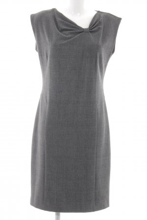 Armani Jeans Pencil Dress grey-dark grey check pattern elegant